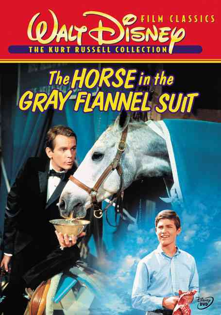 HORSE IN THE GRAY FLANNEL SUIT BY RUSSELL,KURT (DVD)